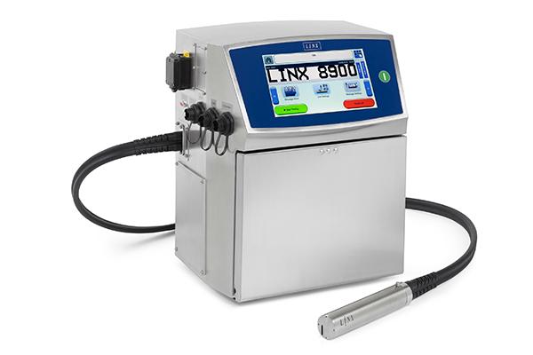 8900I.P.E. - מערכת לסימון בהזרקת דיו - LINX 8900...