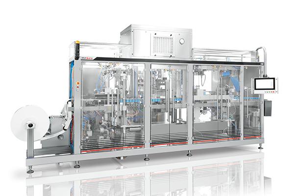 I.P.E. - מכונות FFS ליצור מילוי וסגירה של גביעים (צרפת/גרמניה)